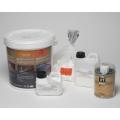 2,0 till 2,5 m2 Kit ClayStone för bänkskivor och golv (MATT LACK)