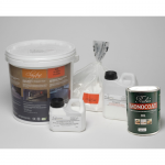 2,0 till 2,5 m2 Kit ClayStone för bänkskivor och golv (OLJA)