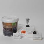 2,0 till 2,5 m2 Kit ClayStone för väggar